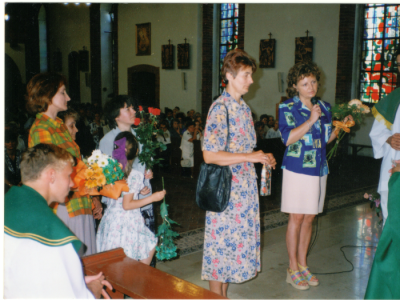 40-lecie istnienia Parafii świętego Dominika Savio