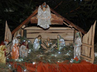 Świąteczny wystrój naszego kościoła - Boże Narodzenie 2016